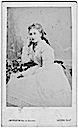 1868 (probably) Princess Louise cabinet card