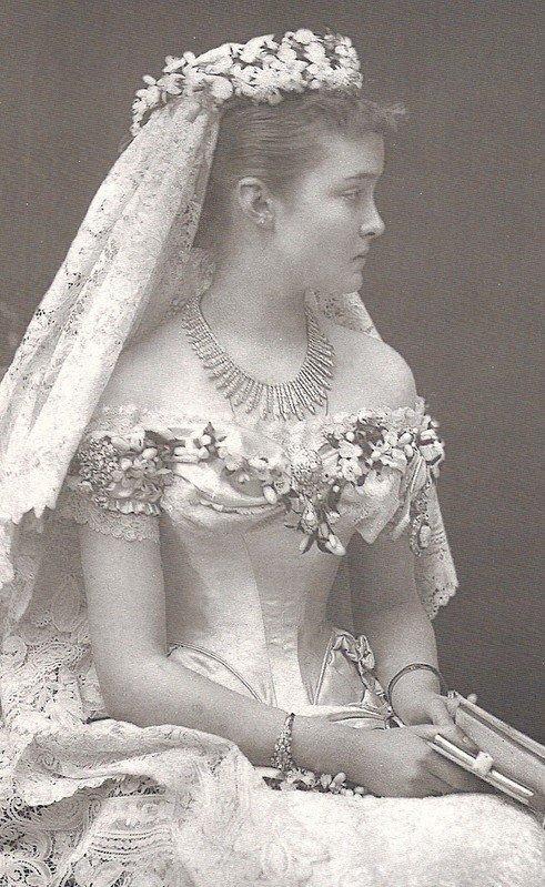 The royal calendar march 13 2012 for Julian alexander wedding dresses