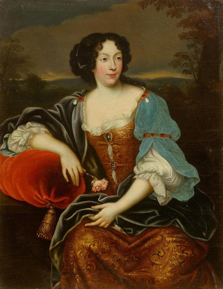 madame de montespan by circle of mignard on auction by koller auctions grand