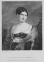 Marguerite, Countess of Blessington by John Cochran after Le Commte (National Library of Ireland - Dublin Ireland)