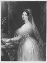 Marguerite or Margaret Gardiner, Countess of Blessingon, née Powers, 2nd wife of Charles Gardiner, 1st Earl of Blessington engraved by W. Giller painted by E.T. Parris (National Library of Ireland - Dublin Ireland)