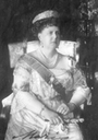 Maria Alexandrovna in formal dress