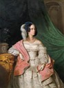 Maria Anna Carolina Pia, Prinzessin von Savoyen by Anton Einsle (location ?) UPGRADE Wm