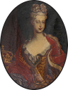 Maria Anna of Austria, Queen of Portugal by ? (location unknown to gogm)