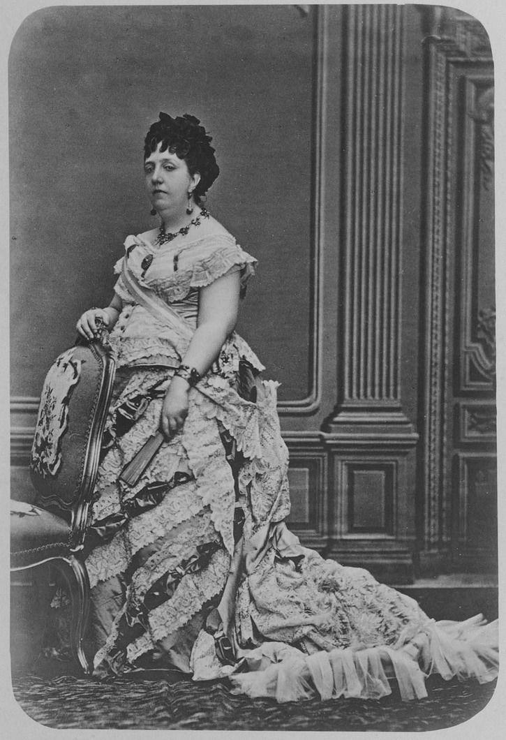 Мария Кристина де Бурбон