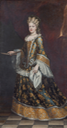 María Luisa Gabriela de Saboya by Juan García de Miranda (Museo del Prado - Madrid, Spain) From the museum's Web site fixed l and bottom edges