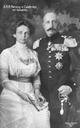 Maria of Bavaria with the Duke of Calabria
