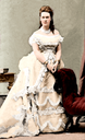 Maria Pavlovna colorized by theprincesshelena From tumbnation.com/tumblr-blog/theprincesshelena/post-82773406640
