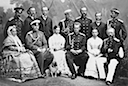 Maria and Alexander III group photo