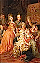 Maria Antonia of Bavaria and family (Gemaldegalerie, Dresden)