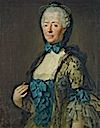 Maria Antonia Walpurgis of Bavaria by Anton Graff or his workshop (private collection)