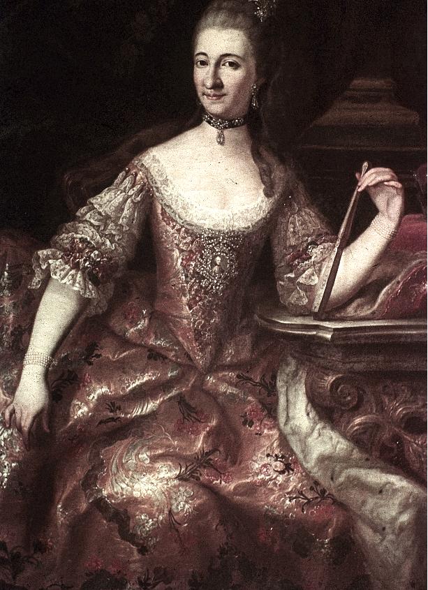 Maria Beatrice d'Este wife of