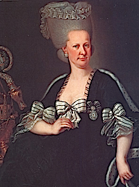 Maria Elisabeth of Habsburg-Lorraine by ? (location unknown to gogm) cropped