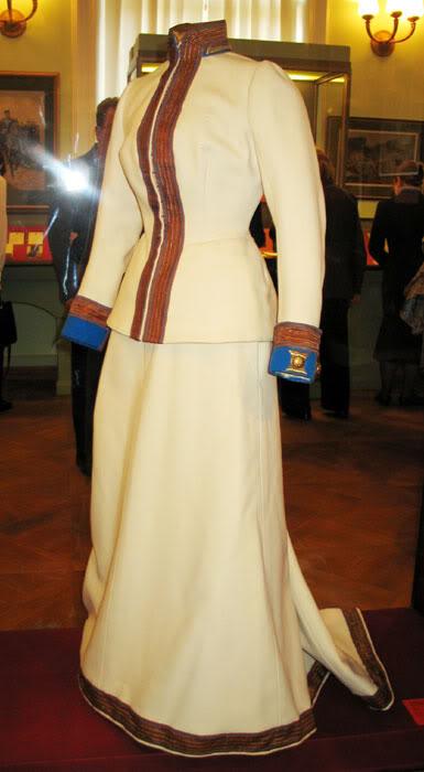 Maria Feodorovna uniform dress APFxDaniel Briere 26Nov09