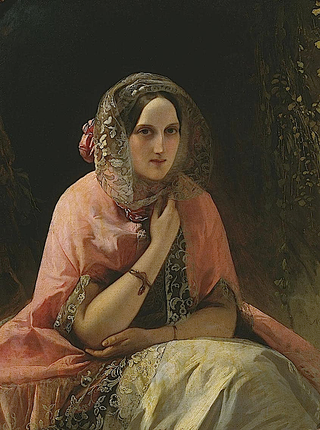 6 1846 Maria Nikolaievna by Carl Timoleon von Neff (Timofey Neff) (location unknown to gogm)