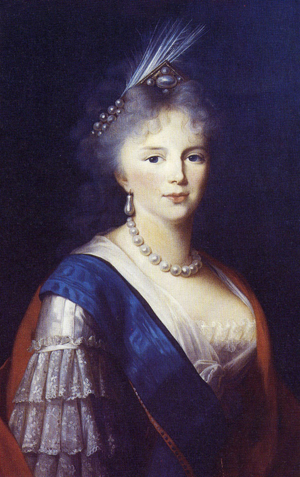 Maria Feodorovna by ? (location unknown to gogm)