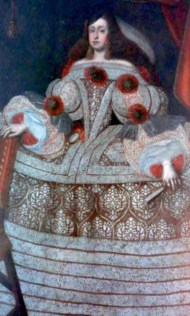 Mariana De Austria Esposa De Felipe Iv By Juan Carre 241 O De