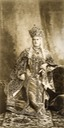 1903 Maria Pavlovna dressed for costume ball