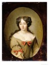 ca. 1670 Marie Anne Mancini by Jacob Ferdinand Voet (location unknown to gogm)