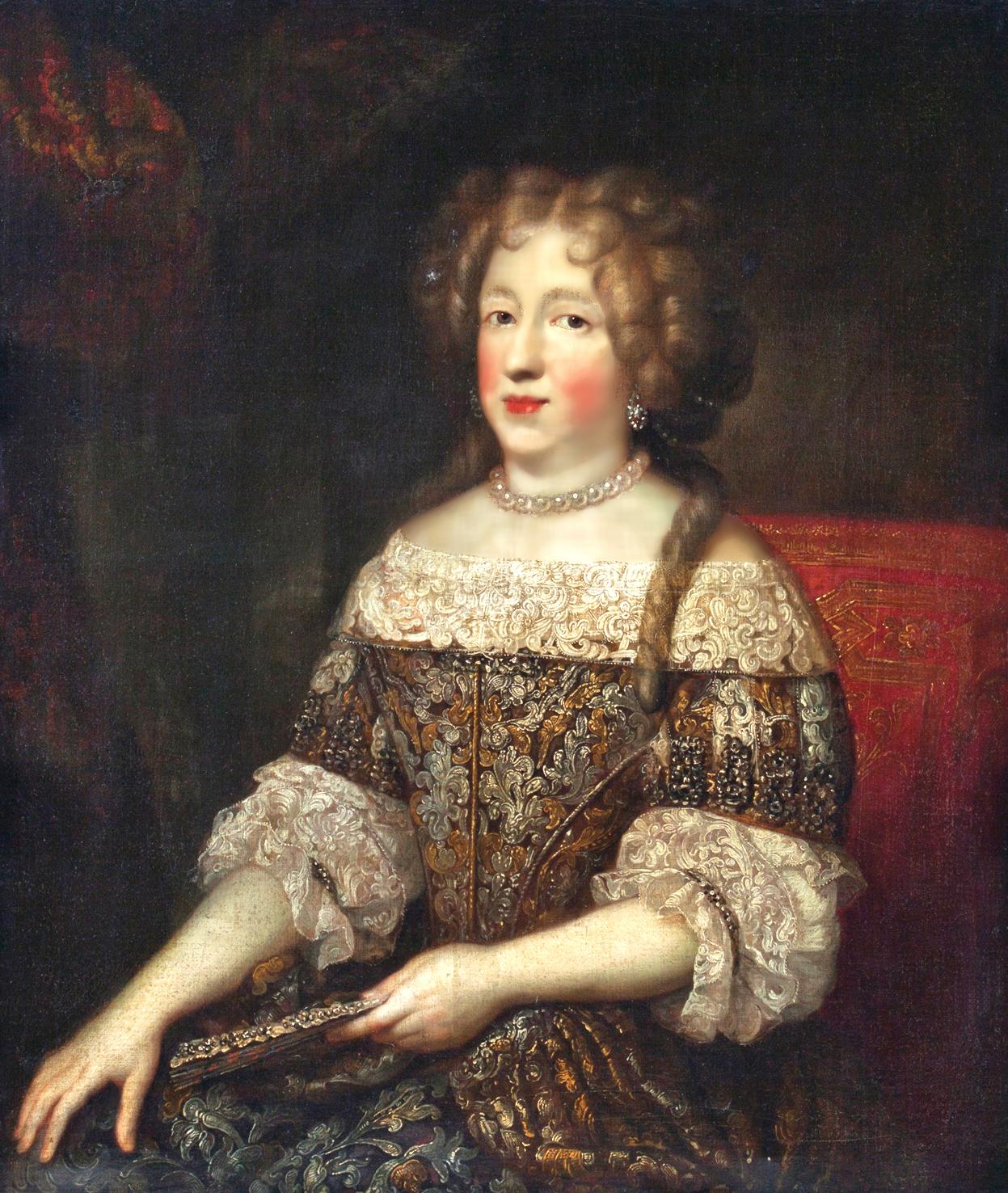 Marie Therese d\'Autriche, Reine de France et Navarre by ? (location ...