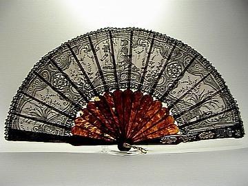 Marie Feodorovna's fan1