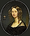 Marie-Louise d'Orleans by Joseph-Desire Court (Musée Condé, Chantilly)