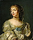 Marie Rabutin-Chantal by Claude Lefèbvre (Musée Carnavalet - Paris France)