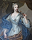 Marie Thérèse Félicité d'Este, Princess of Modena and future Duchess of Penthièvre by ? (location unknown to gogm)