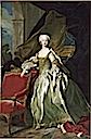 Marie-Therese-Raphaelle of Spain by Louis-Michel van Loo (Versailles)