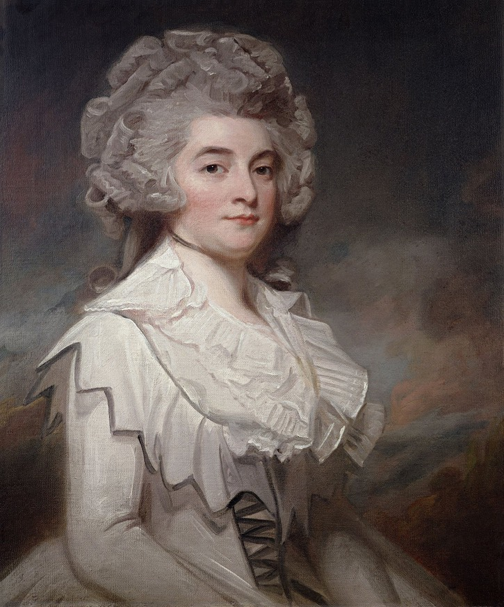 Mary Finch-Hatton by George Romney (Frick Collection - New York City, New York, USA) From liveinternet.ru:users:steampunk3d:post326615557: