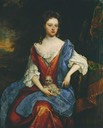 Mary, Lady Barrington Bourchier (d.1700) attributed to Willem Wissing (Ferens Art Gallery - Hull UK)