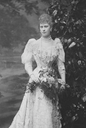 Mary of Teck. Queen Elizabeth's grandmother. Born 26th May, 1867 From pinterest removed navigation marks and spots detint X 1.5