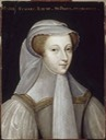 Mary, Queen of Scots, great-greanddaughter of Princess Margaret Tudor by ? (location ?) Lisby X 2