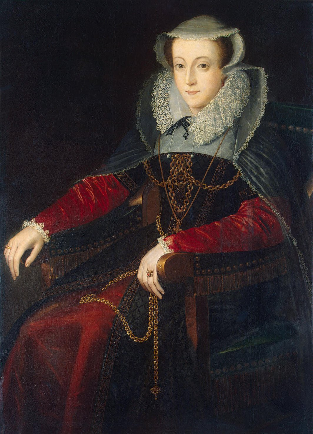 Mary Stuart By State Hermitage Museum