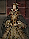 Mary Tudor by Henry Shaw (Blickling Property, Norfolk UK)