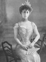 Princess Maud wearing tight skirt