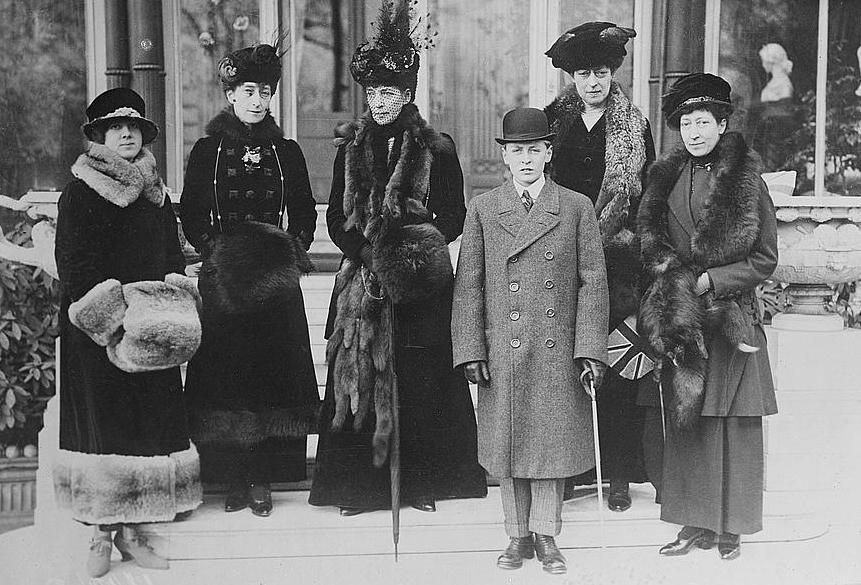 Image result for victorian era fur