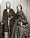 ca. 1860 (estimated) Maximilian and Carlota
