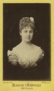 Mercedes cabinet card by Beauchy y Rodriguez unaltered