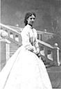 1866 (June) Minnie standing