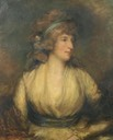 Mrs. Maria Fitzherbert, wife of George IV (auctioned by Sotheby's)