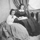 The Wittelsbach sisters Helene and Elisabeth