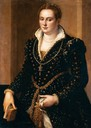 Noblewoman by Alessandro Allori (private collection)