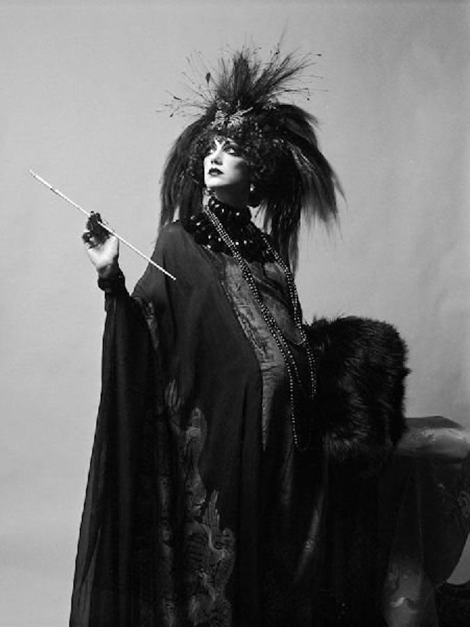 Photo of Marchesa Luisa Casati by ? From pinterest.com/jessicasikes/the-marchesa-luisa-casati/?lp=true X 1.5