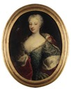 Polissena d'Assia by follower of Martin van Meytens (auctioned)