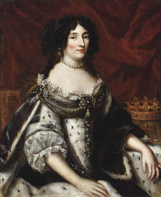 Presumed Mary of Modena by a member of the entourage of Jacob Ferdinand Voet