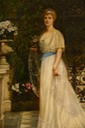 Princess Daisy Hochberg von Pless by ? (location unknown to gogm)