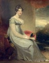 Princess Mary (1776–1857), Duchess of Gloucester and Edinburgh by ? (Gloucester Museums Service Art Collection - Gloucester, Gloucestershire UK)