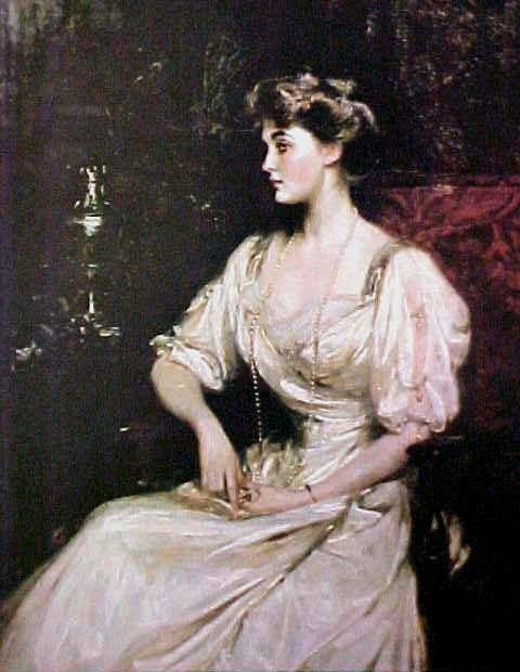 ca. 1905 Princess Patricia Connaught by James Jebusa Shannon (location unknown to gogm)