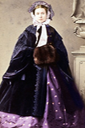 Princess Royal Victoria colorized photo From dailymail.co.uk/femail/article-2552270/Royal-Cousins-War-tells-family-rift-saw-George-V-Tsar-Nicholas-against-German-cousin.html